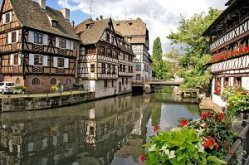 Strasbourg Water Channel