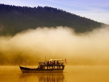 Titisee Lake Black Forest Germany