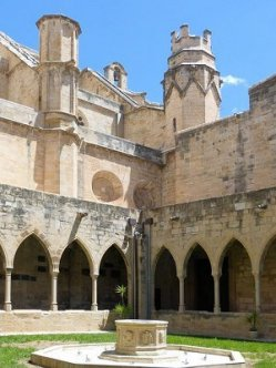 Tortosa Cloister Spain
