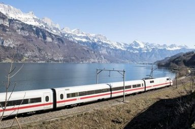Train Tours Europe With High Speed Trains