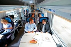 High Speed Train Europe