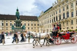 Danube Cycling cruise visiting Vienna