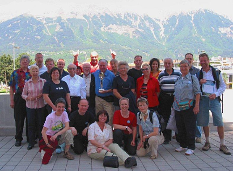 """Prädikat """"Hervorragend"""" beim World Music Festival in Innsbruck 2007"""