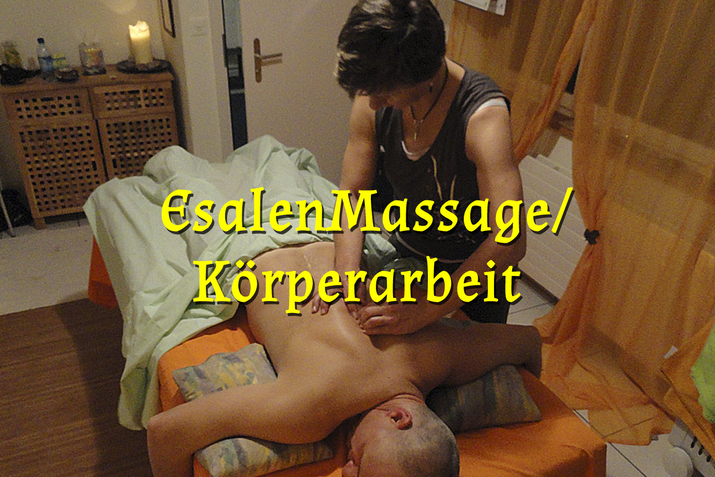 Esalen Massage / Koerperarbeit
