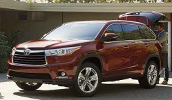 The New 2016 Toyota Highlander Brochure