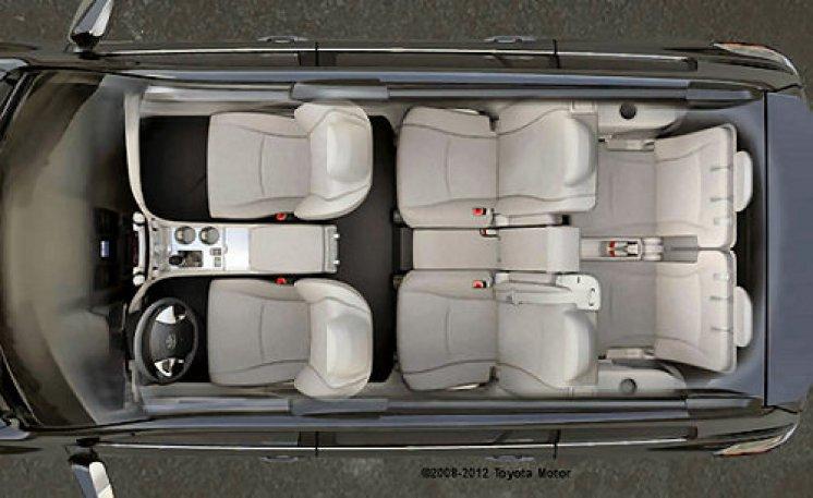 2012 Toyota Highlander Crossover SUV