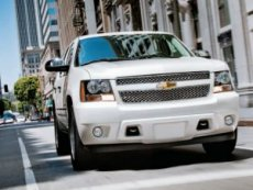 Chevy Tahoe Hybrid SUV