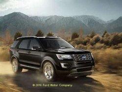 Ford Explorer Explorer Crossover SUV