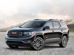 GMC Acadia All Terrain Crossover SUV