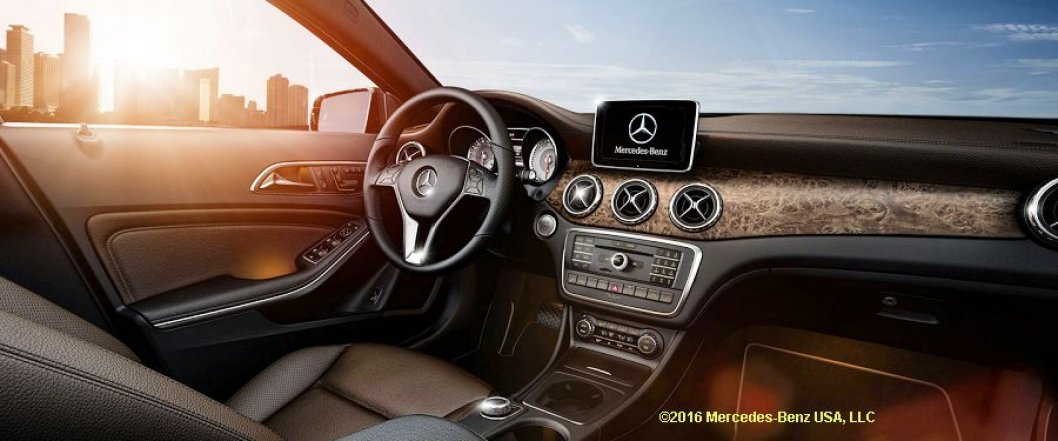 Mercedes Benz Gla 250 Interieur