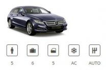 Car Group Fullsize Estate Mercedes C-Class Estate or similar Eurocars