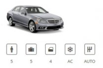 National Car Group Premium Mercedes E Class or similar