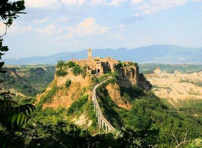 Civita di Bagnoregio Tuscia Italy
