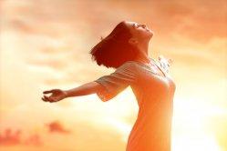 Lebensfreude und Begeisterung leben