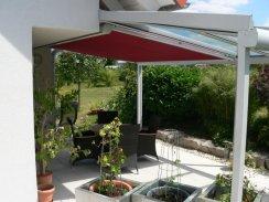 Angebot Sonnenschutz für Terrasse