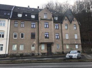 Mehrfamilienhaus in Aue