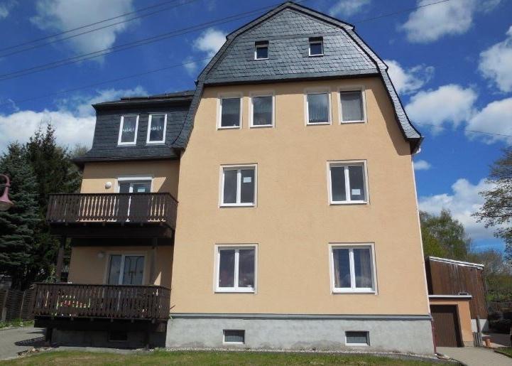 Mehrfamilienhaus Bernsbach