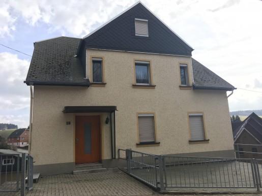 Einfamilienhaus in Hormersdorf bei Zwönitz