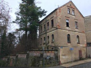 Einfamilienhaus in Crimmitschau