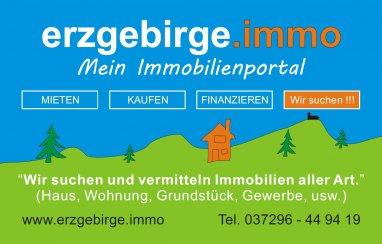 Immobilie verkaufen im Erzgebirge