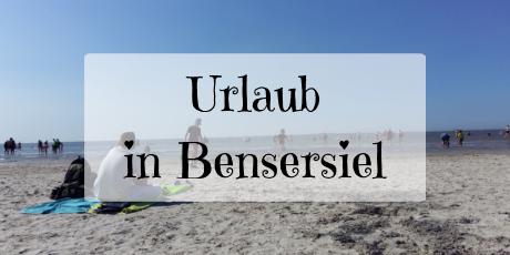 Strandurlaub in Bensersiel