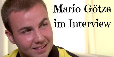 Mario Götze im Interview