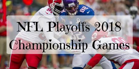 NFL Playoffs 2018 Championship Games