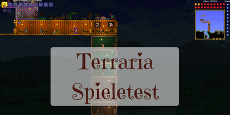 Terraria Test Review