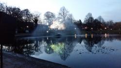 Winterleuchten im Westfalenpark Eindrücke