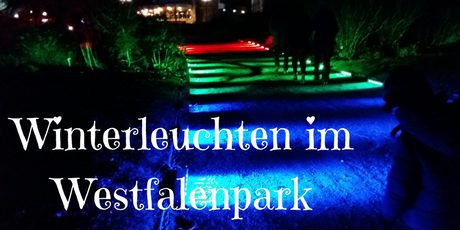Westfalenpark Winterleuchten 2016 2017