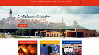 Webdesign-Referenz-Kirchberg-Feuerwehr