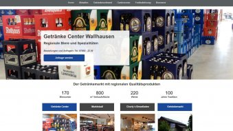 Webdesign-Referenz-Wallhausen