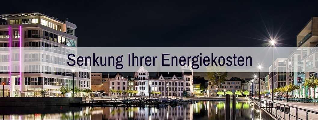 Bei Strom und Gas sparen