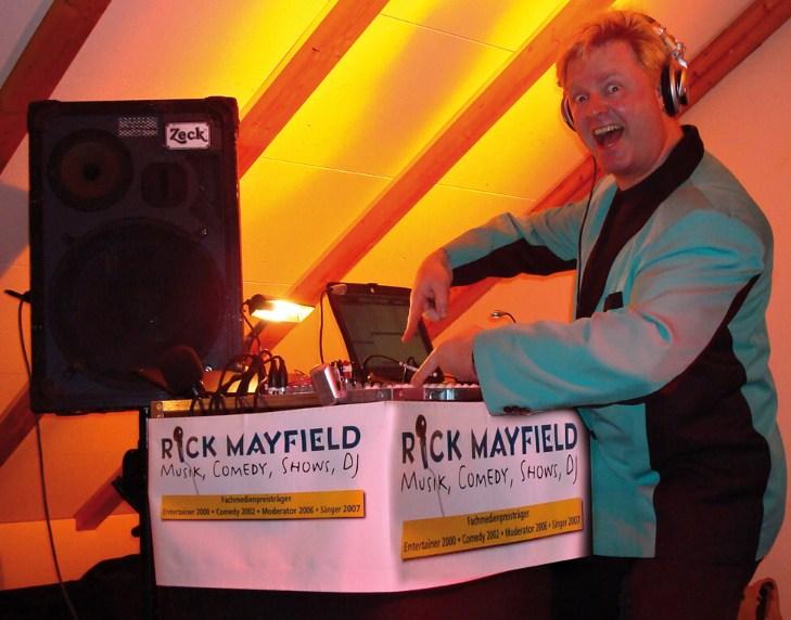 Weihnachtsfeier Frankfurt DJ
