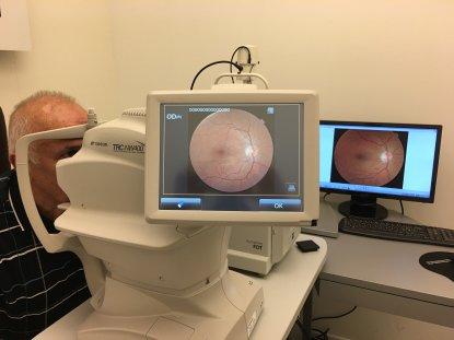 Augenvorsorge