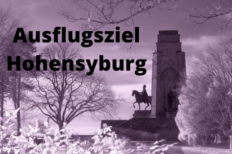 Hohensyburg Ausflugsziel in Dortmund