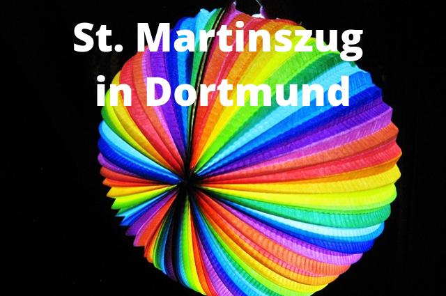 St. Martinsumzug Dortmund
