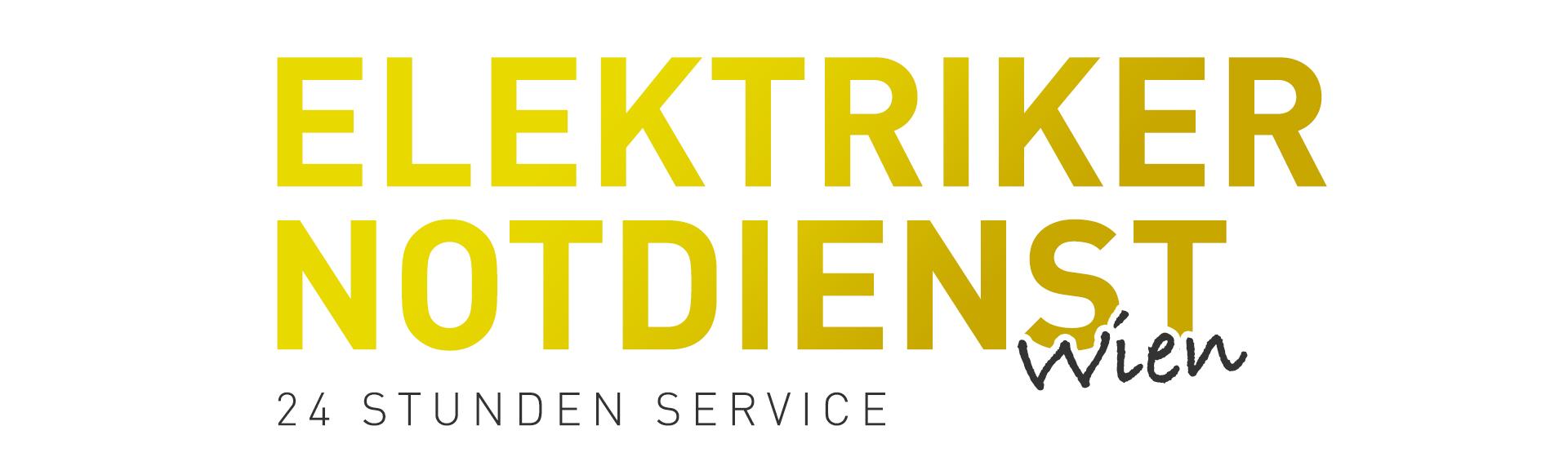 Logo von Elektriker Notdienst in Wien