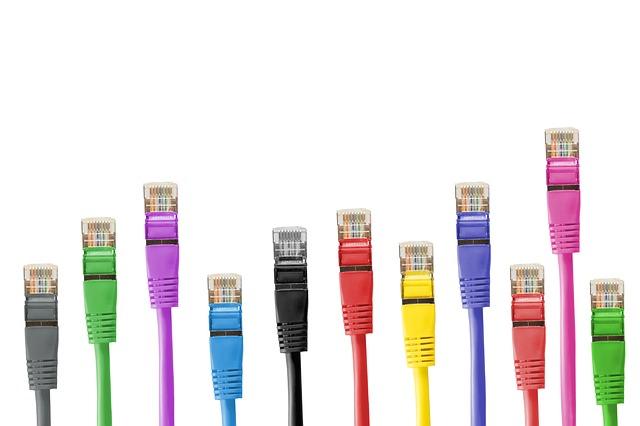 Netzwerkkabel für IT Lösungen