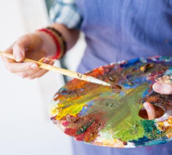 Fördern Sie ihre Kreativität durch die Teilnahme an einem Workshop hier in Zürich.