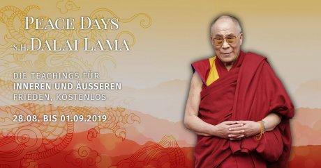 Dalai Lama Peace Days