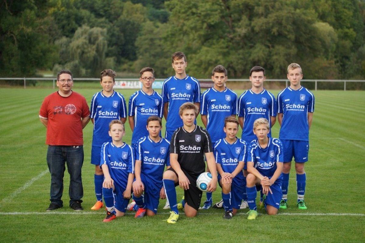 C Jugend Um Captain Daniel Becker Setzt Sich Auf Platz 4