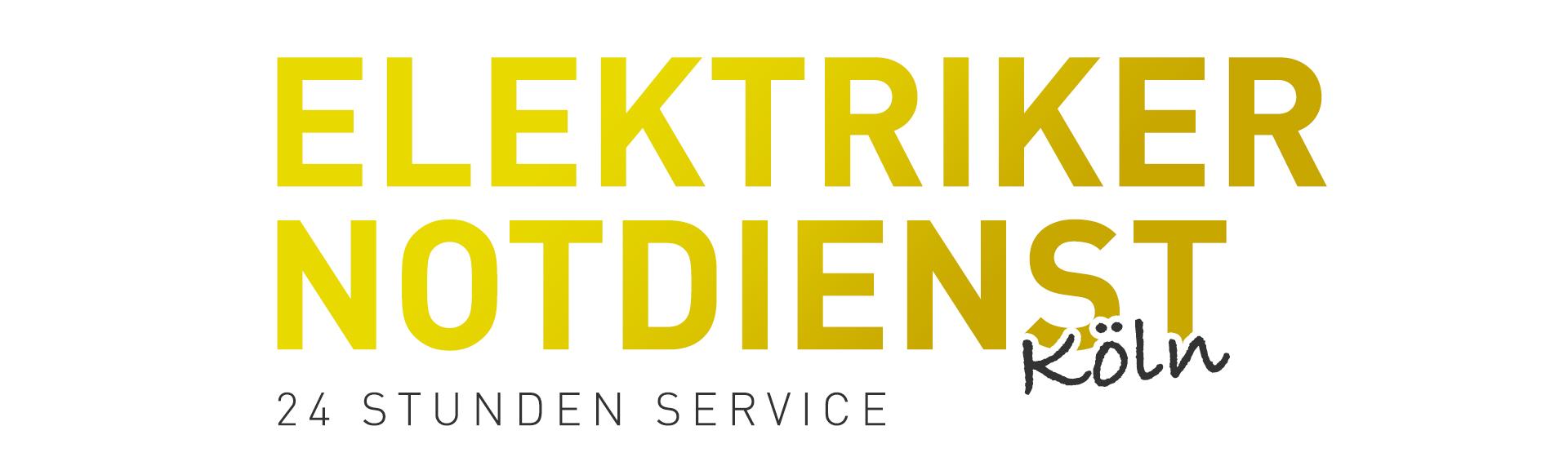 Logo von Elektriker Notdienst in Köln