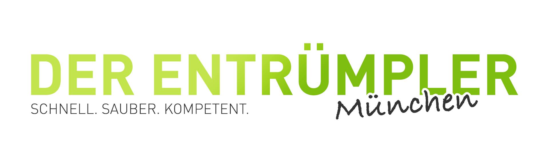 Logo von Entrümpelungs- Firma in München