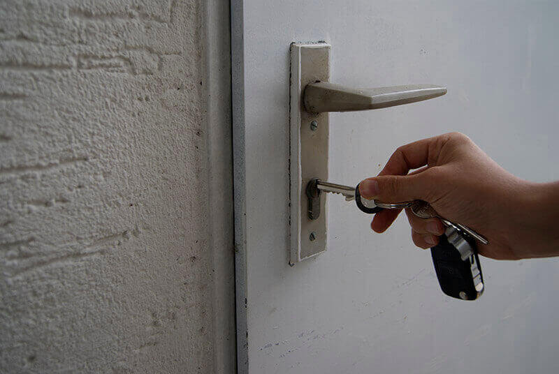 Türen wieder offen mit Hilfe des Schlüssel Notdiestes in Dresden