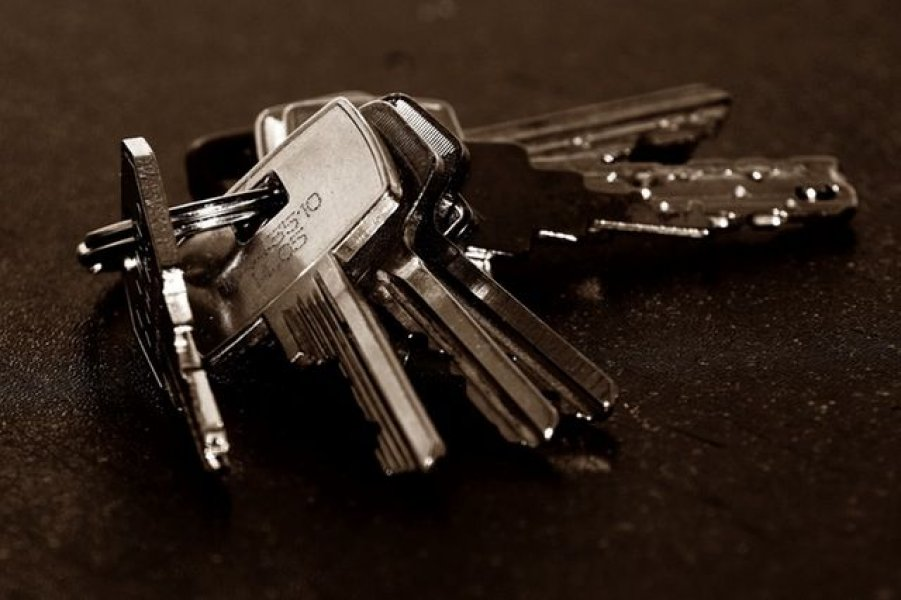 Schlüsselbund Schlüssel Notdienst