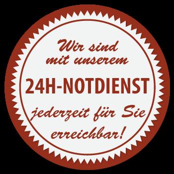 Notdienst Siegel des Schlüsseldienstes in Regensburg