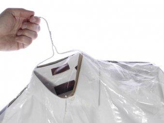 Verpackungsfolien für Kleidung – Kleiderschutzhüllen