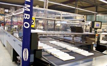 Konfektionsautomat für Industriefolien