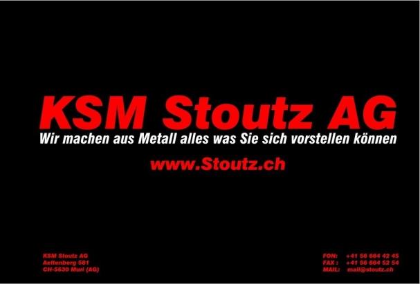 Unternehmensprospekt der KSM Stoutz AG